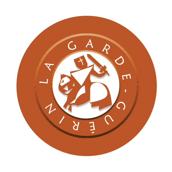 Badge de La Garde-Guerin